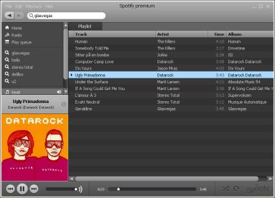 Spotify i Ubuntu